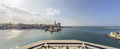 Immagine del virtual tour 'Porto di Trani '